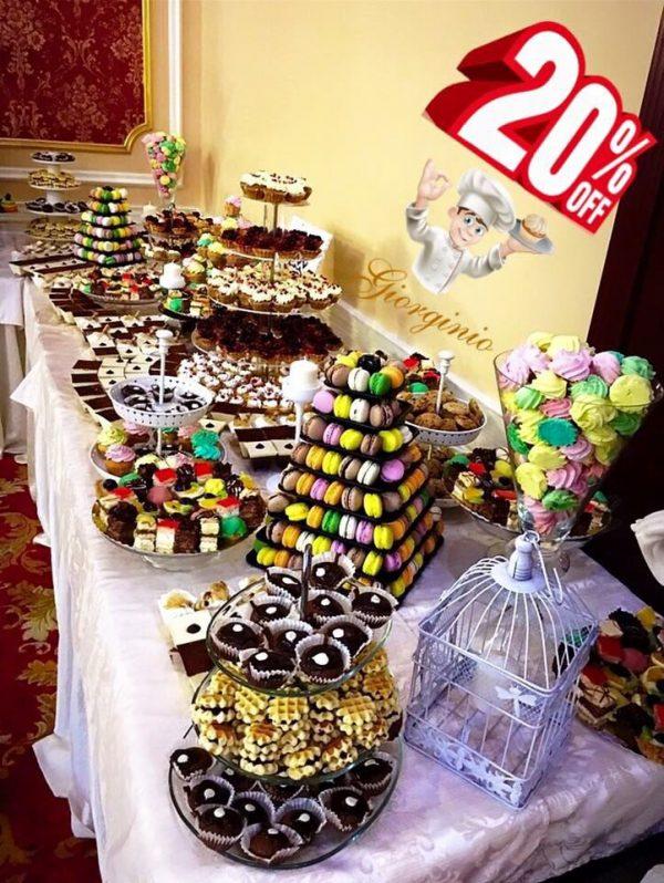 Candy Bar - Model 5 | Cofetaria Giorginio