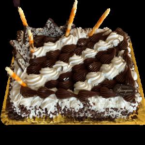 Tort Ciocolata si Frisca | Cofetaria Giorginio