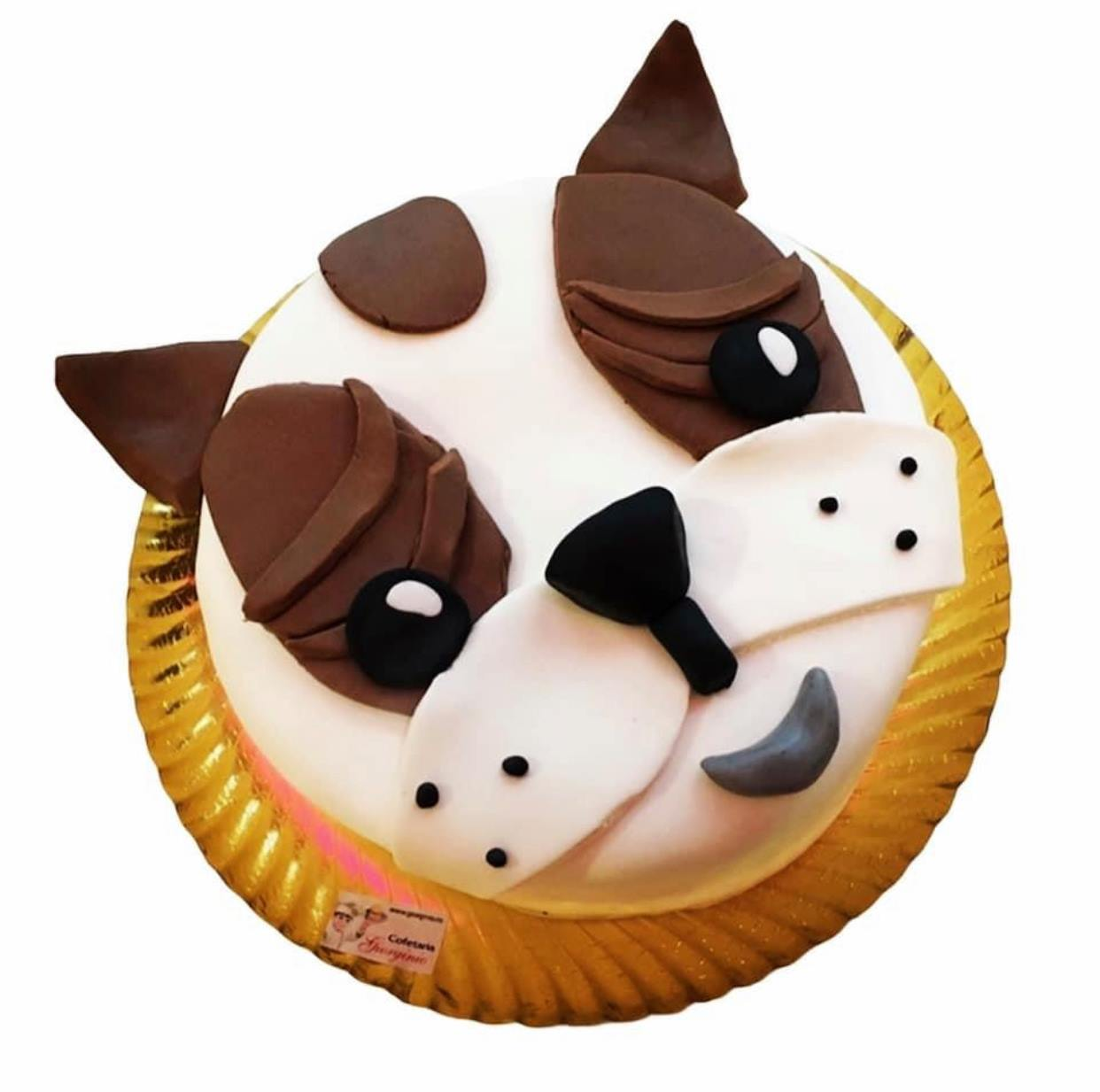 Tort bulldog francez