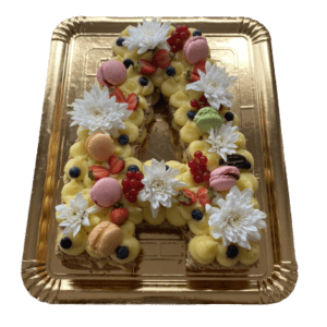 Tort Initiala Sarbatoritului | Cofetaria Giorginio