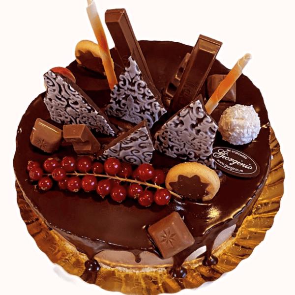 Tort Pralina Neagra